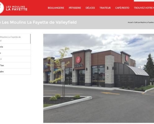 Moulins La Fayette Valleyfield