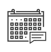 calendrier editorial medias sociaux